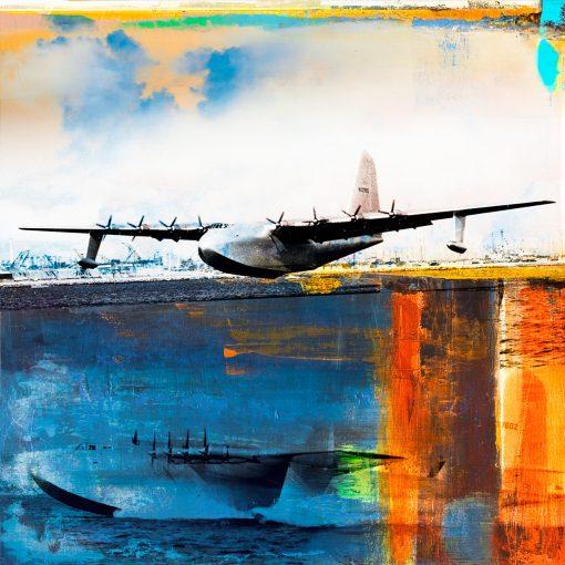 Aircraft 14 Hughes Spruce Goose New Sm