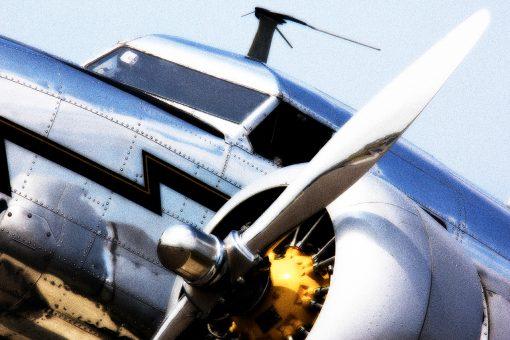 Lockheed 12 Airplane