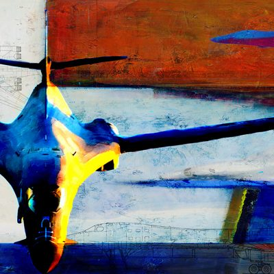 aviation art